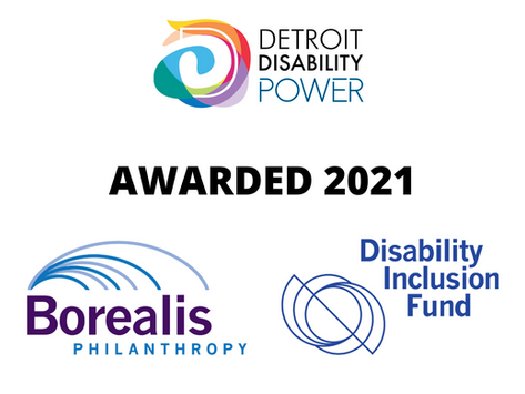 Disability Inclusion Fund at Borealis Philanthropy