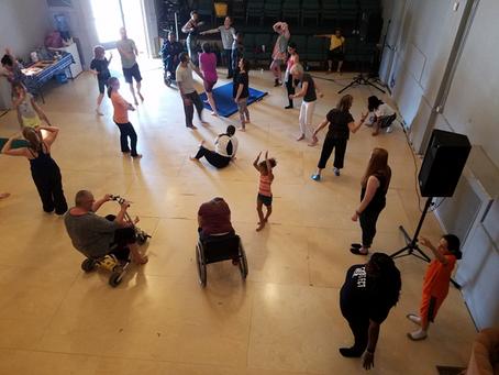January DanceAbility Workshop