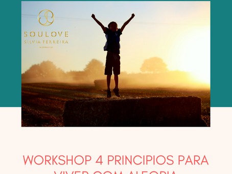 workshop online 100% gratuito.
