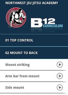 Picture of Northwest Jiu-Jitsu Academy mobile app