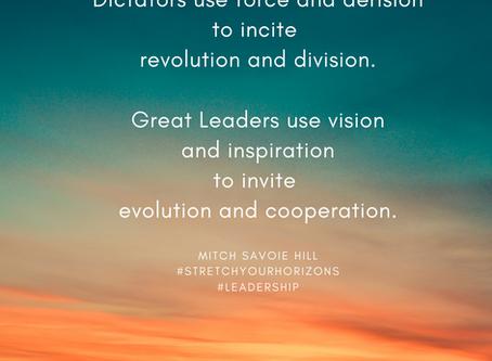 Dictators vs. Leaders