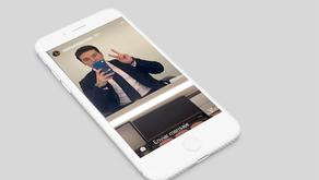 Samuel García: Hace del selfie y stories su propaganda política
