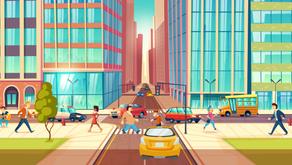 La ciudad de los vehículos
