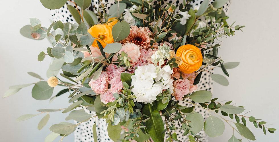 """The """"Olivia"""" Rustic Florals"""