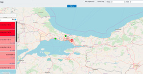 Google Map desteği geldi !