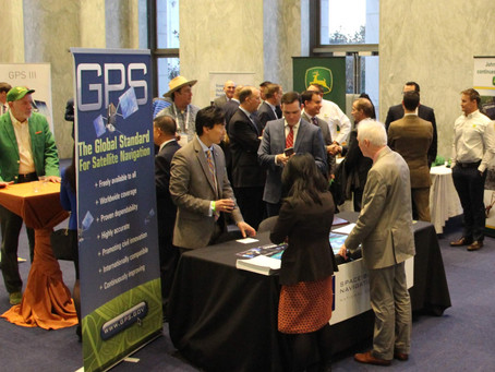 GPSIA Hosts Inaugural GPS Tech Demo Day on Capitol Hill