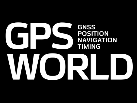 First Fix: New year, new opportunities for GNSS industry