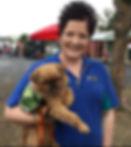 Griffon Puppy