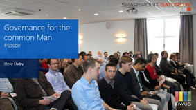 Sharepoint Saturday in Belgium