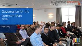 Sharepoint Saturday in Belgium