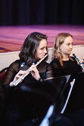 Cadenza Chamber Players. Jess Hall Flute