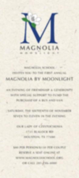 Magnolia by Moonlight Invitation 2019_FI