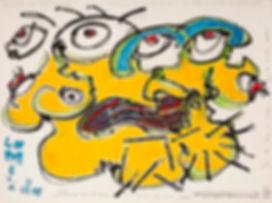 yvapurü painting, serie Helsinki