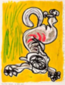yvapurü painting new york serie