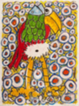 yvapurü painting serie New York