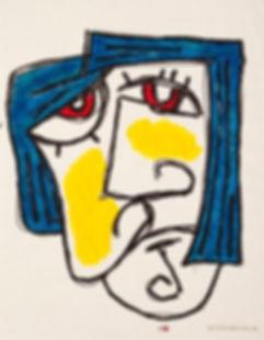 Yvapurü painting, Serie New York