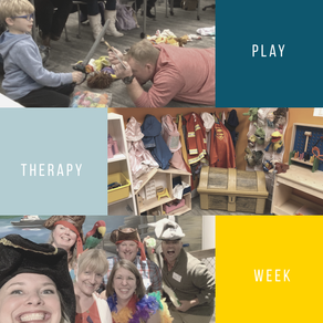 Play Therapy Week 2020