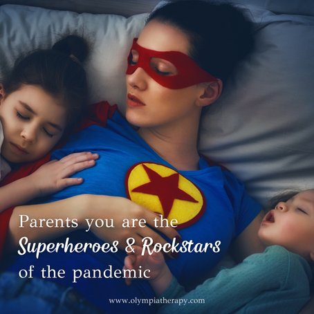 Even Superheroes & Rockstars have to lower their expectations sometimes.