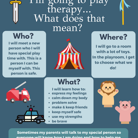Play Heals! National Play Therapy Week