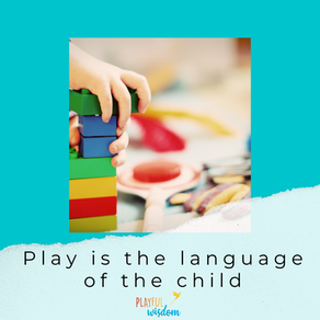 Play Therapy Heals in the Language of Children