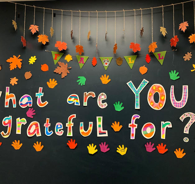 November Gratitude
