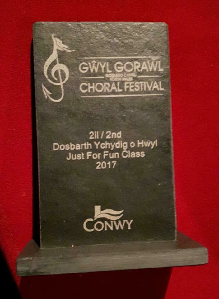 2017 North Wales Choral Competition