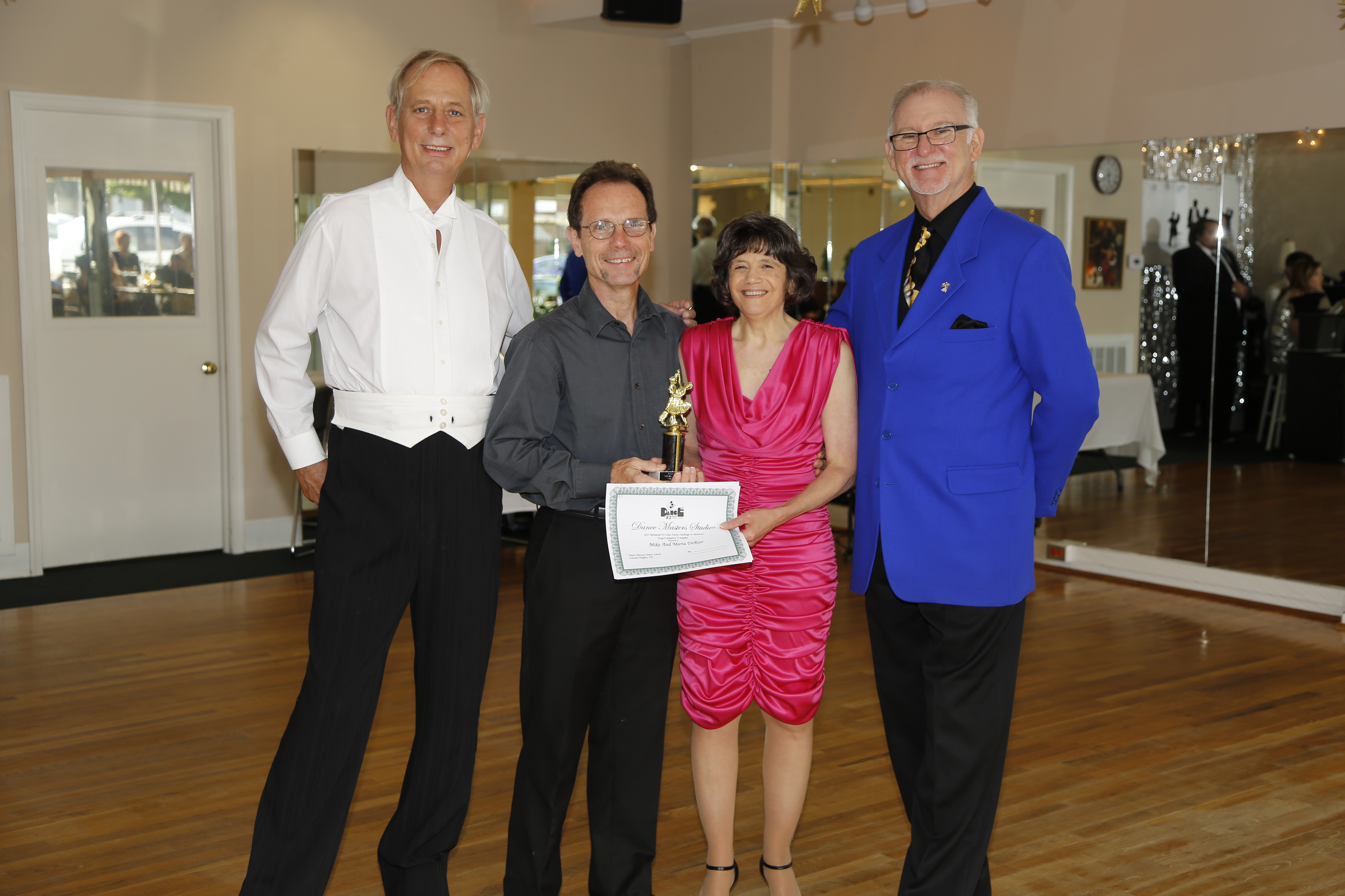 Dance Masters Ballroom dance lessons in Richmond & Colonial Heights VA