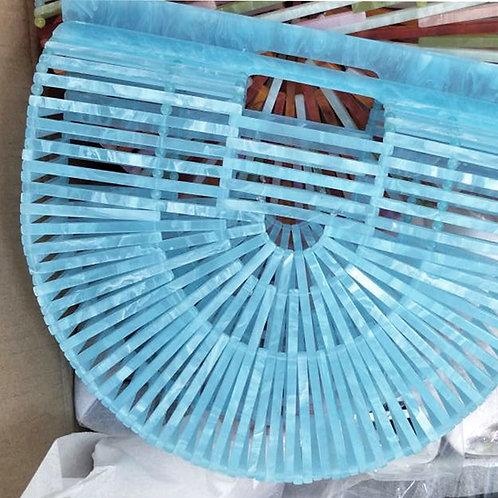 Light Blue Acrylic Ark Bag