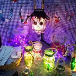 Skull & Cactus Lanterns