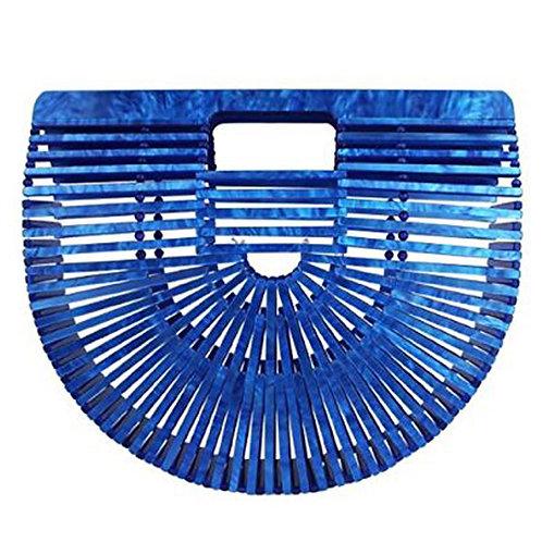 Blue Acrylic Ark Bag