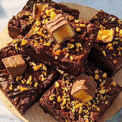 Crunchie Brownie