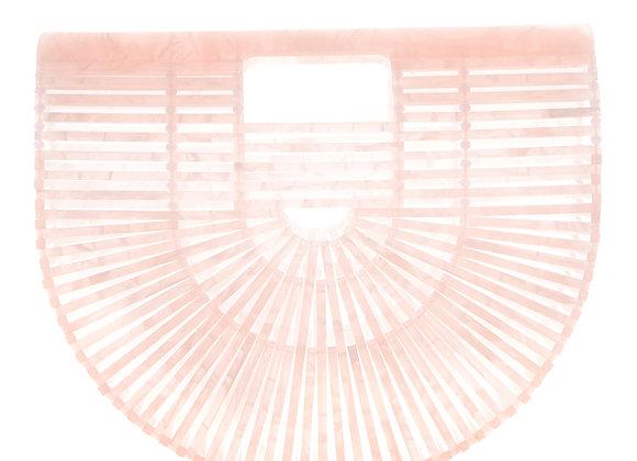 Pink Acrylic Ark Bag