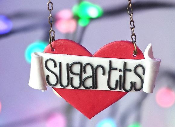 Sugar Tits Necklace