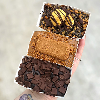 Vegan Brownie Loaf *Different Flavours*