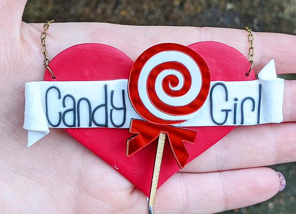 Candy Girl Necklace