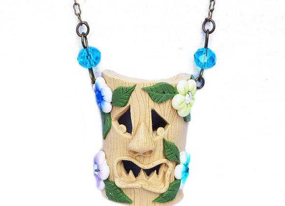 Tropical Tiki Necklace