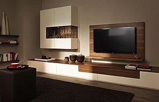 Wohnwand designermöbel  Wohnwand | T-Raumimpuls
