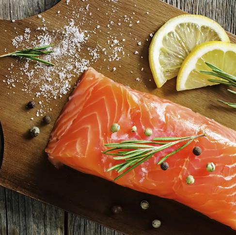 Super Easy Baked Salmon