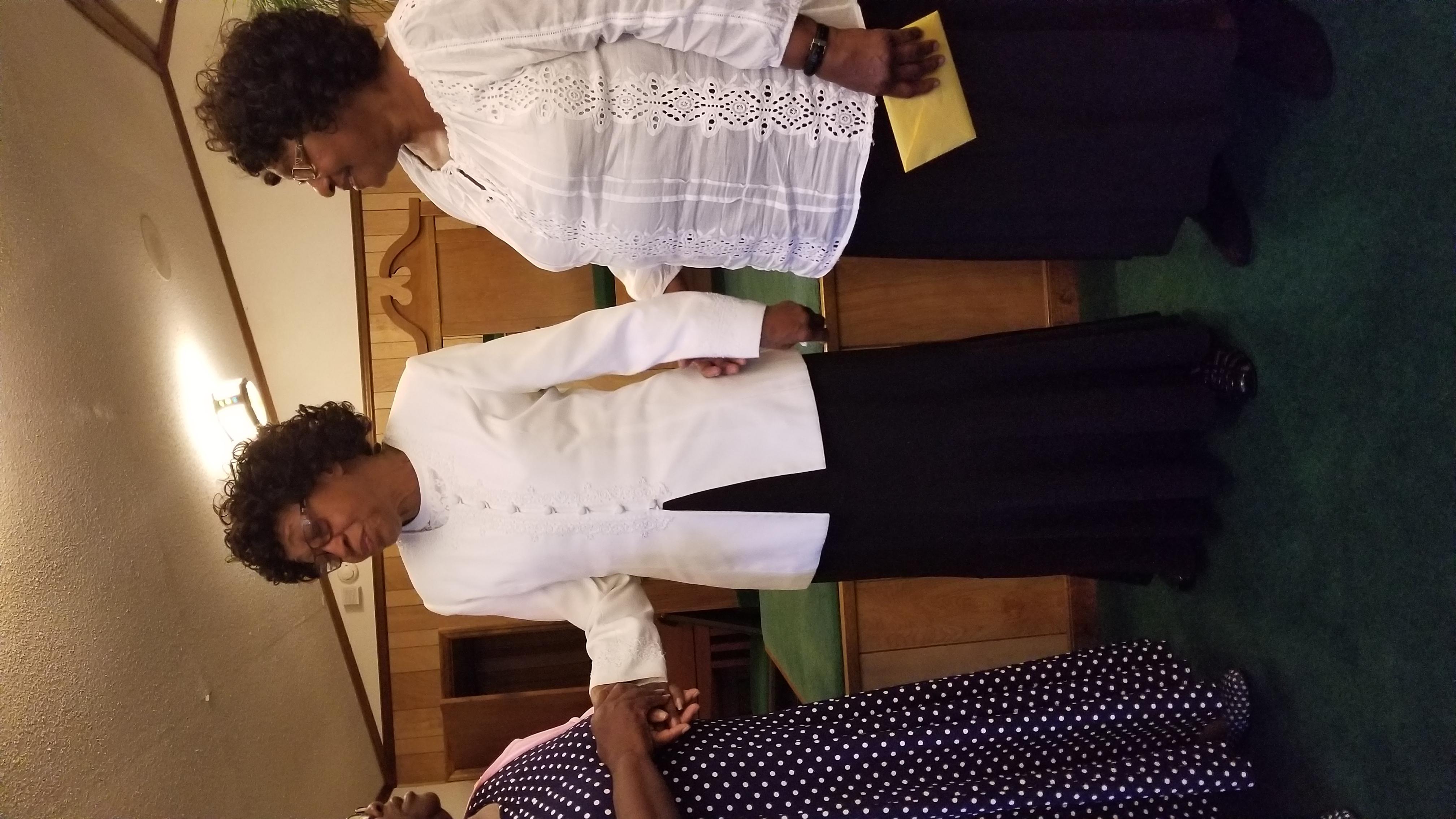 First Lady's Birthday Celebration