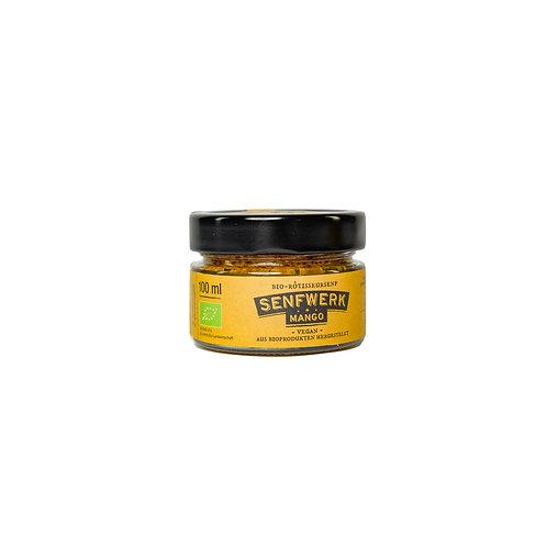 Grober Bio-Rôtisseursenf - Mango