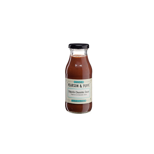 Chipotle Chocolate Sauce