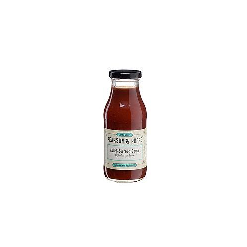 Apfel Bourbon Sauce