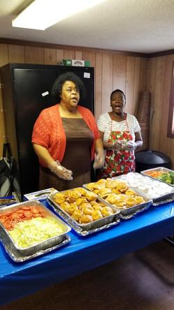 Pastor's Birthday Celebration