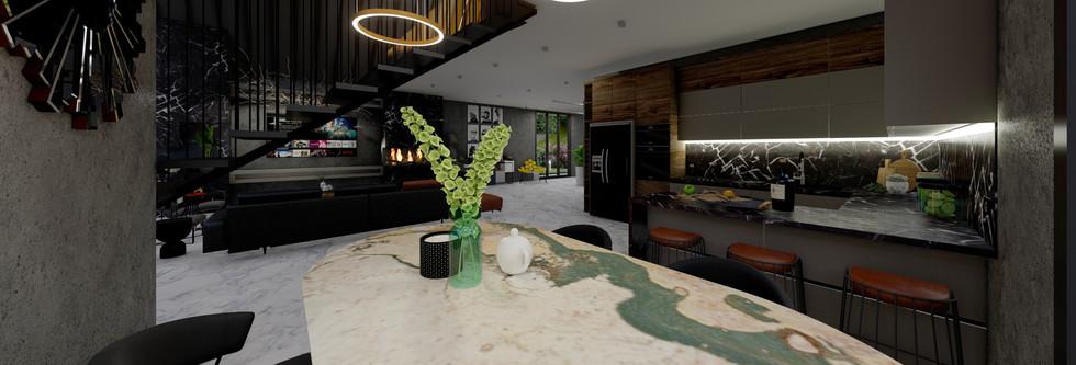 Dutch House Project - Wide Angle Living