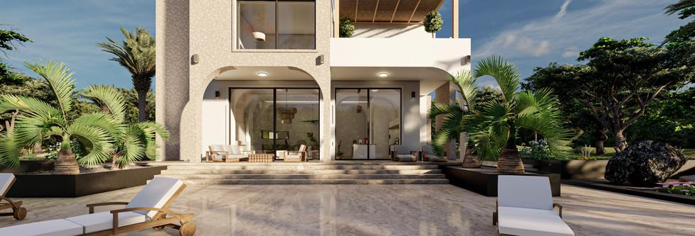 Villa Exterior - Ibiza, Spain