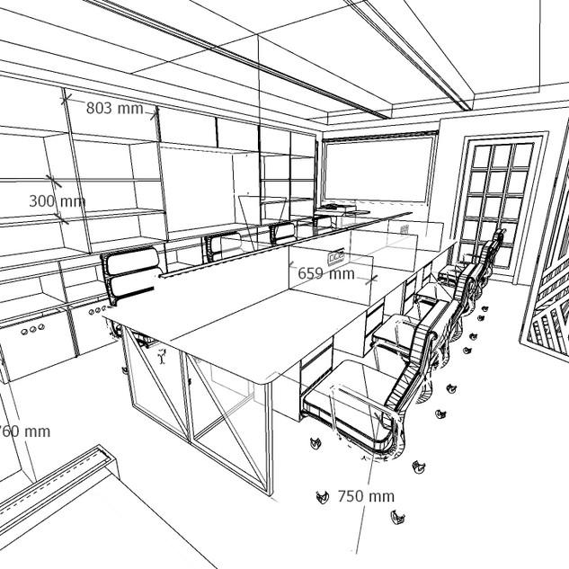 Achiteqt Ofis Modelleme
