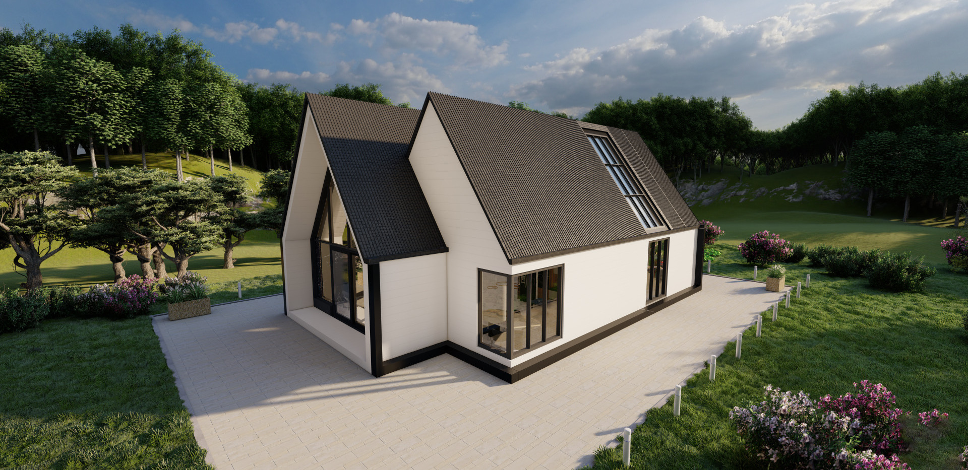 Amsterdam House Project