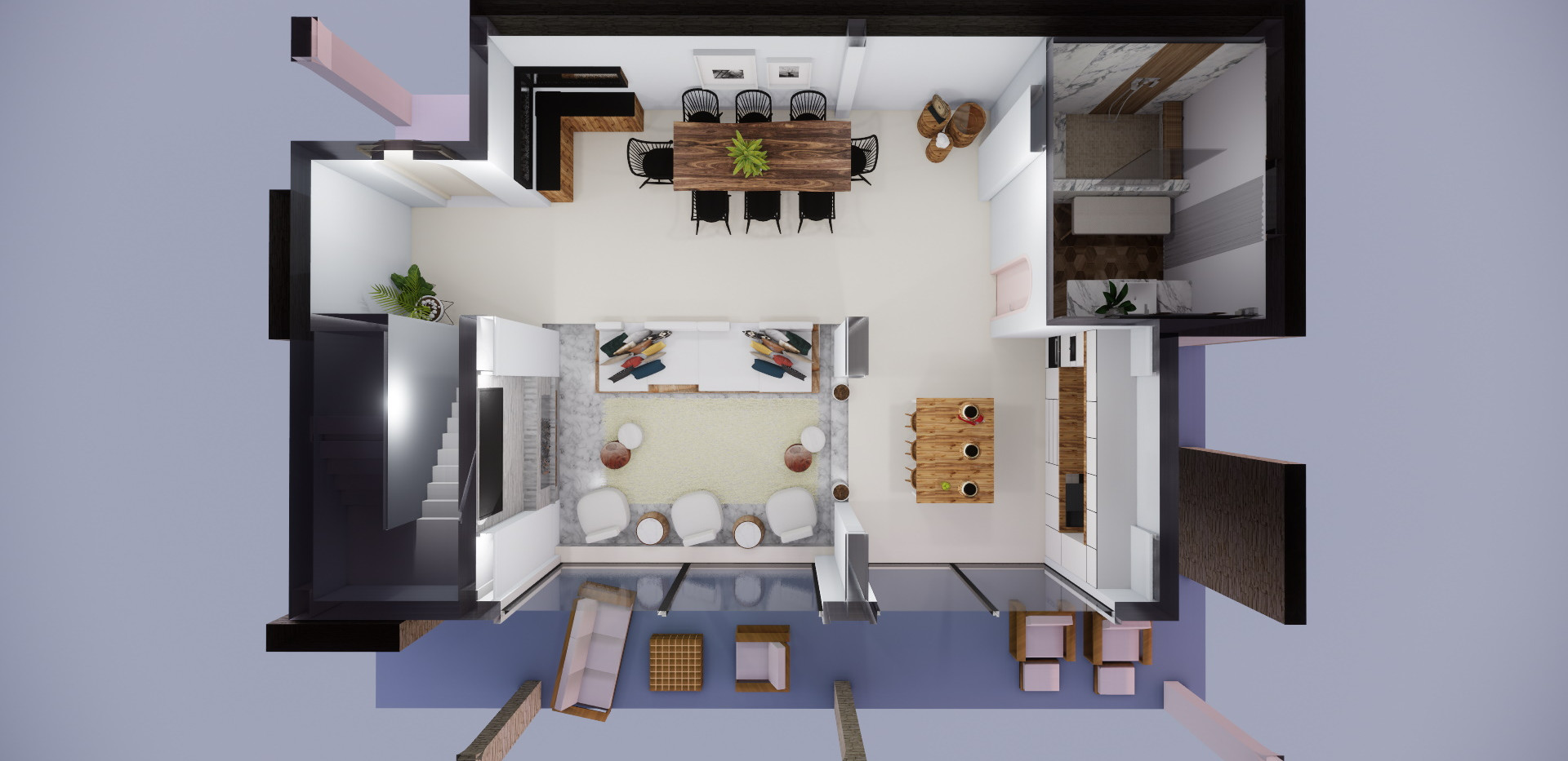 Floor Plan - Project Ibiza