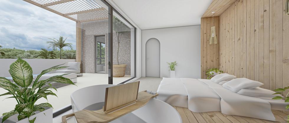 Project Ibiza - Açık Yatak Odası