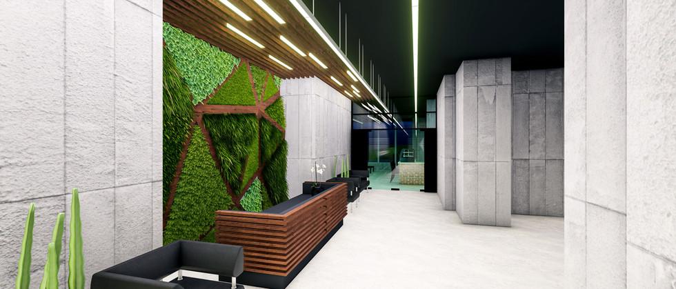 Masa - Yeşil Duvar